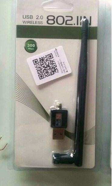 Wifi USB Adapter- kartica Antena od 5DBI + CD - Uzice