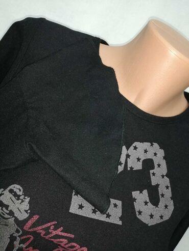 Bluza sa zanimljivim rukavima S/MZa više informacija i slika pošaljite