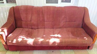 детские смеси в бишкеке в Кыргызстан: Продаю диван и кресла в Бишкеке