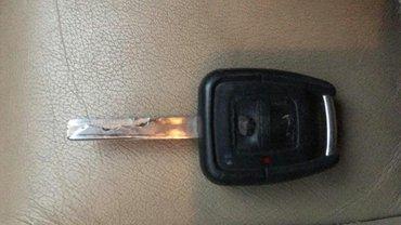Ключ на опель вектра в Бишкек