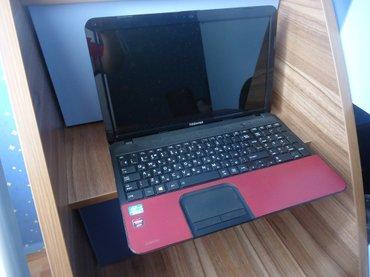 Bakı şəhərində Toshiba C850 (core i5+3 GB videokart) Noutbuku əla vəziyyətdədir