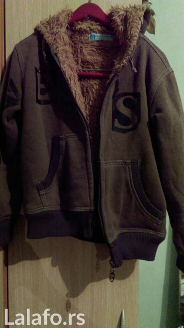 Duks jakna za decake,broj 10. Veoma ocuvana i topla. - Novi Sad