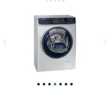 Bakı şəhərində Avtomatik Washing Machine Samsung 7 kg.