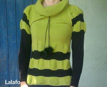 Кофты и свитера каждая по 100 с очень в хорошем состоянии в Бишкек