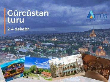Bakı şəhərində Gurcustan turuDanışılacaq, yaşanacaq, kəşf ediləcək böyük bir şəhər