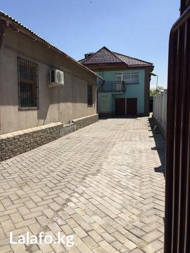 2 дома на одном участке Кызыл-Аскер,1 дом:2этажа,S-230кв.м, 4 in Бишкек