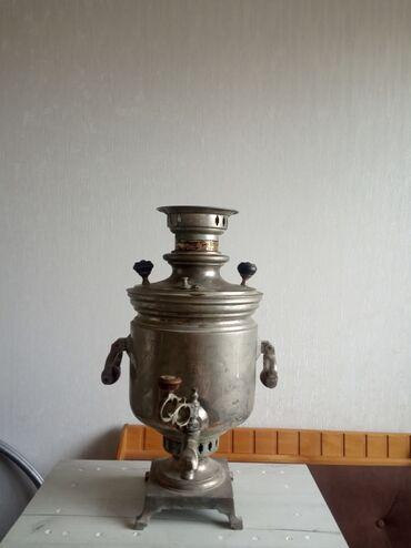 Samovarlar - Azərbaycan: Samocar Batasova antikvar 1898 qoda 16 medalyami