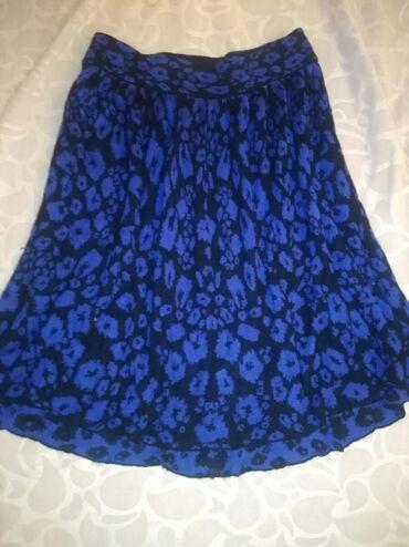 Ženska odeća | Zrenjanin: Suknja, nova, S velicina, lep materijal, lepog dezena. Dogovor moguc