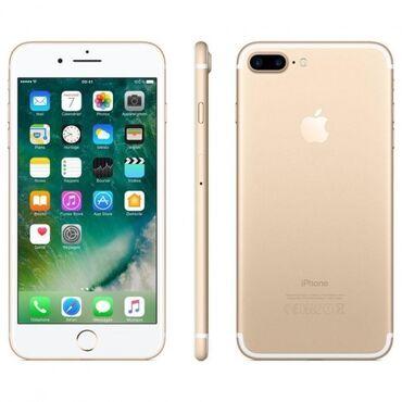 iphone 7 plus 128gb в Кыргызстан: Б/У iPhone 7 Plus 128 ГБ Золотой