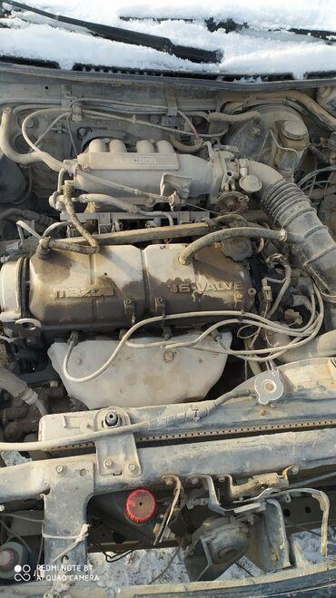 алюкобонд бишкек цена в Кыргызстан: Mazda 323 1.6 л. 1993
