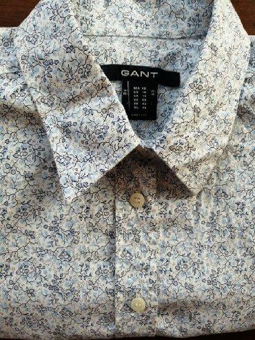 Gant рубашка, новая по силуэту, размер S-M