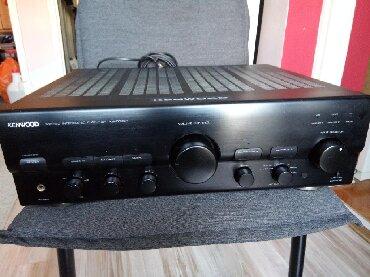 Fiksno - Kenwood KA - 5040 R Pojačalo 90w na 8Oma zvučno i vizuelno u
