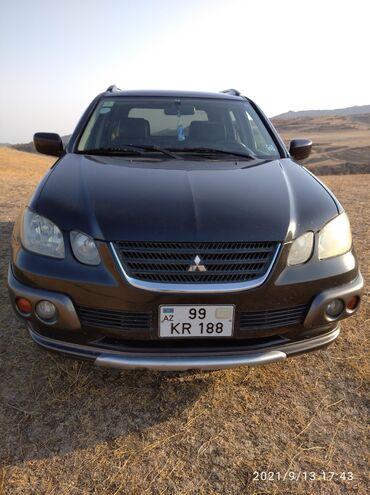 49 elan | NƏQLIYYAT: Mitsubishi Airtek 2.4 l. 2003 | 260000 km