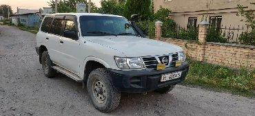 белый nissan в Кыргызстан: Nissan Pathfinder 2004