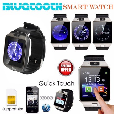 Smart watch dz09 - pametni sat -mobilni telefon   smart watch koji rad - Kragujevac
