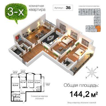 монитор 144 гц бишкек in Кыргызстан | МОНИТОРЫ: 3 комнаты, 144 кв. м