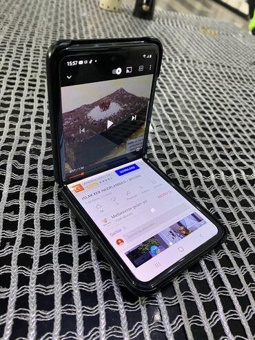 ayfon 5g - Azərbaycan: Samsung Z Flip 5G (256gb) Qiymet sondur.  Barter olar