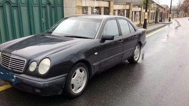 Qəbələ şəhərində Mercedes-Benz E 240 1998
