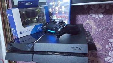 Продаю игровой приставка PS4 500Gb в Ош