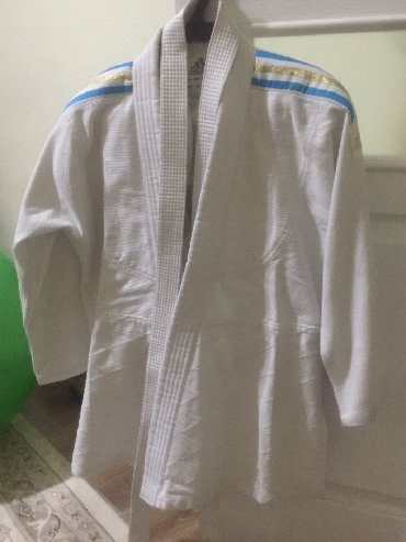 shtany messi adidas в Кыргызстан: Кимоно для дзюдо 13-14-лет одевал только один раз