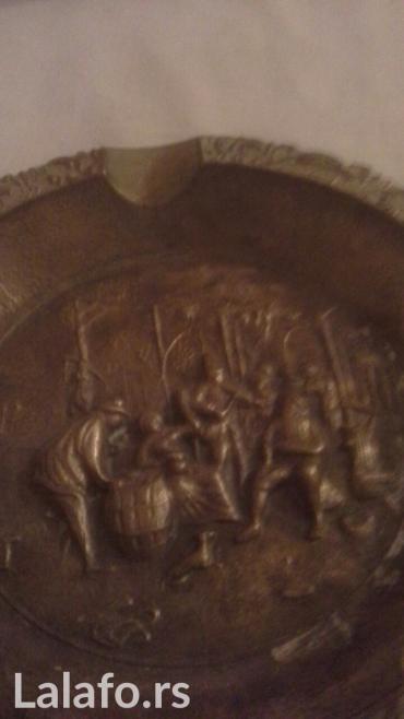 Piksla velika od kovanog gvožđa made in italy - Krusevac - slika 2