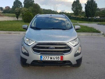 Used Cars - Greece: Ford EcoSport 1 l. 2018 | 13000 km