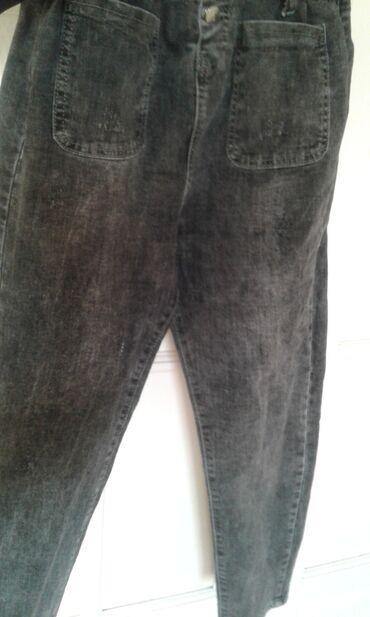 Продаются джинсы, размер М, б/у, но в хорошем состоянии, цвет