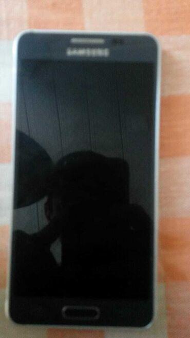 Galaxy alpha - Azərbaycan: İşlənmiş Samsung Galaxy Alpha 32 GB qara