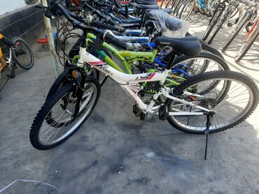 Спорт и хобби - Кара-Суу: Велосипеды только оптом ! Велосипеды из Кореии есть све разныз