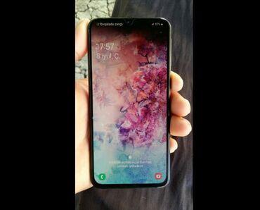 İşlənmiş Samsung A400 64 GB göy