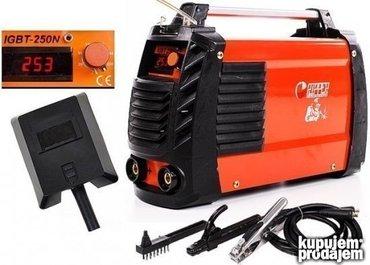 Ripper inverterski aparat za varenje od 315A, povoljno! Ripper igbt - Subotica