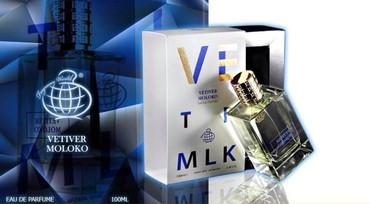 Bakı şəhərində Ex Nihilo Vetiver Moloko de Parfum for Unisex ətrinin dubay
