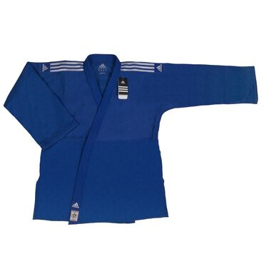 Дзюдоги Adidas (оригинал) Рост 160см Цена: 4800+ 700 сом чёрный пояс