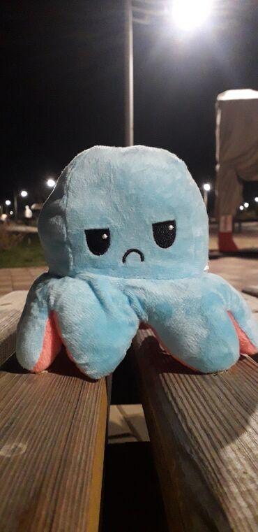 осьминог перевертыш бишкек in Кыргызстан   ИГРУШКИ: Игрушка антистресс перевертыш осьминог  Ты тоже хочешь быть в тренде и