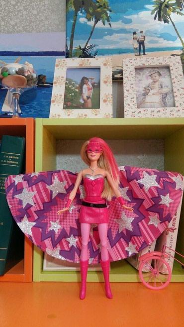 Барби Супер герой. Плащ отстегивается. в Бишкек
