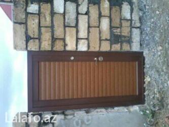 Bakı şəhərində Aftomatik jaluz qapi
