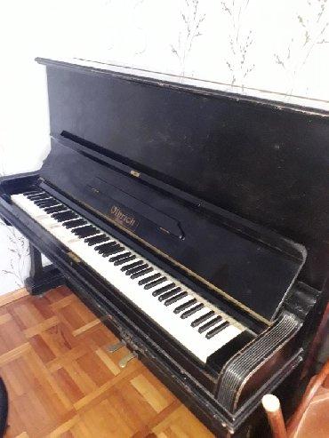 Elektronika Ceyranbatanda: Piano