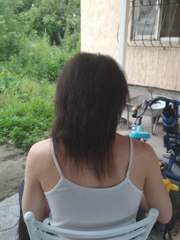 Наращивание волос. 1000сом. Снятие. в Бишкек