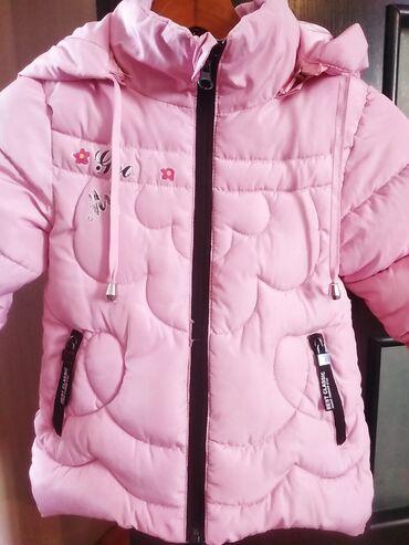 Куртка детская состояние идеальное 2.5-3.5года подойдёт обмен возможен