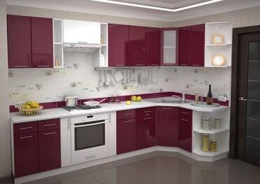 Кухонные гарнитуры на заказ все виды корпусная мебель. На любой вкус и