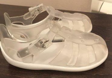 Chicco gumene sandalice, kao nove. Broj 25, unutrasnje gaziste 15,5cm. - Crvenka - slika 3
