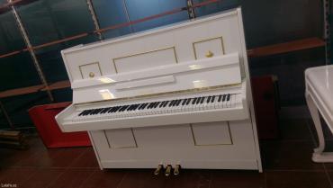 Pianino - Faizsiz Daxili Kreditlə Müxtəlif marka və modellərdə Akustik