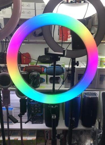 Кольцевые разноцветные led-лампы по САМЫМ НИЗКИМ