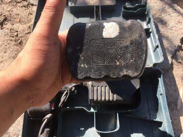 Дрели в Кыргызстан: 2 Шрупаверта декстор и бош . Прошу за две 1600 все работает