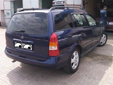 Mingəçevir şəhərində Opel Astra 1998