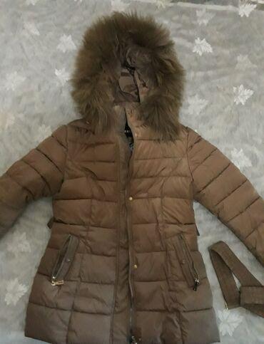 Продаю жен.куртку б/у в хорошем состоянии. размер ХХlцена 800сом