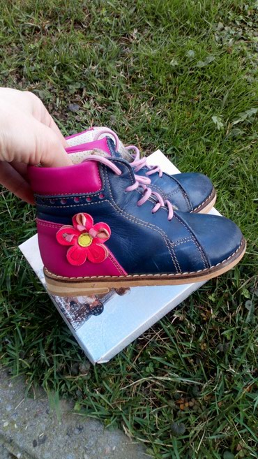 *SNIŽENO *Ortopedske cipele, nošene nekoliko puta, bez ikakvih