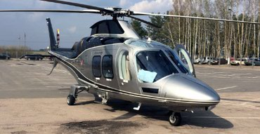 Продается вертолёт AgustaWestland AW109SP GrandNew  в Бишкек