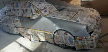 СТО, ремонт транспорта - Лебединовка: Авто малявка бишкек. Покраска авто. Кузовные работы. Ремонт бамперов