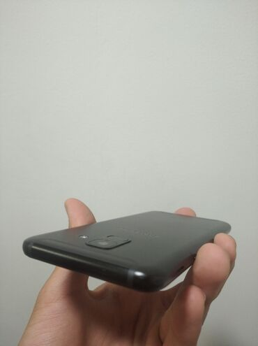 сиропы для лимонада бишкек in Кыргызстан | ВИТАМИНЫ И БАД: Samsung Galaxy A6 | 32 ГБ | Черный | Отпечаток пальца